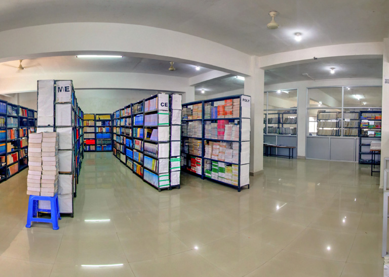 Library of SBITM
